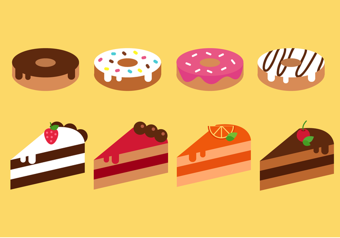 Free Sweets Vector