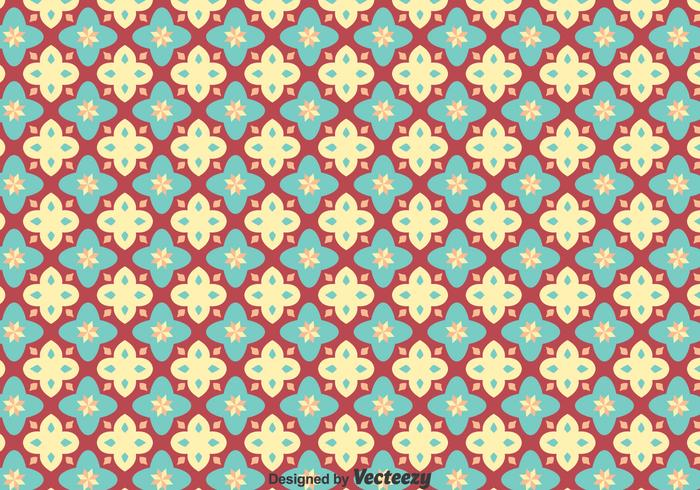 Talavera Tiles Seamless Pattern
