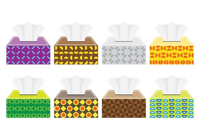 Tissue doos