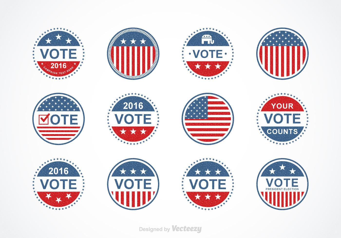 Sello presidencial conjunto de vectores - Descargue Gráficos y ...