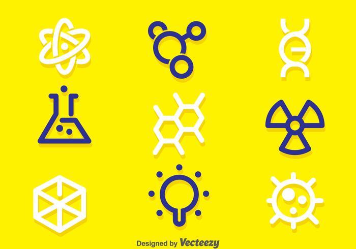 Vector de Símbolo de Ciência