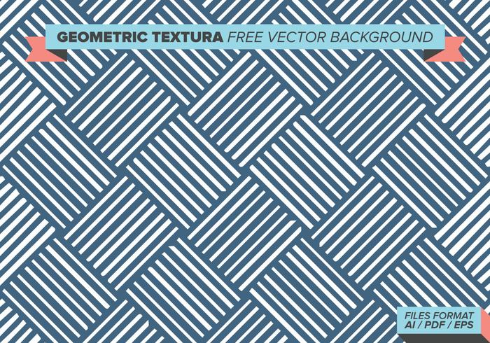Geometric Textura Free Vector Background