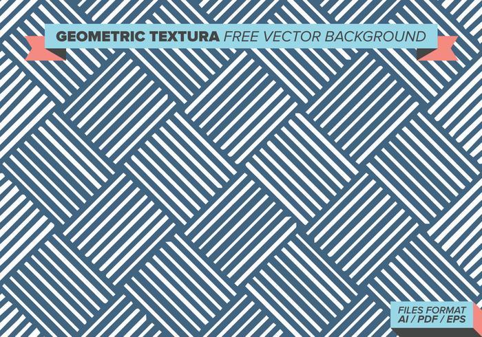 Textura geométrica livre de fundo do vetor