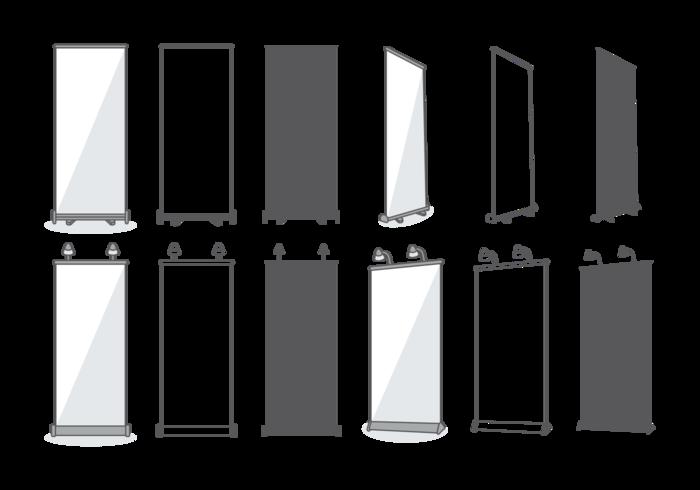 Kakemono Vectors