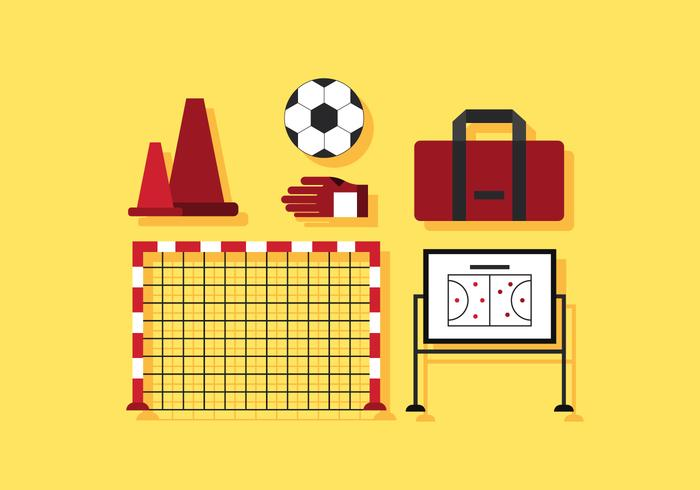 Handball vetorial