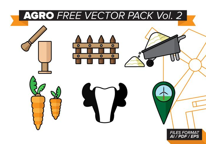 Agro Free Vector Pack Vol. 2