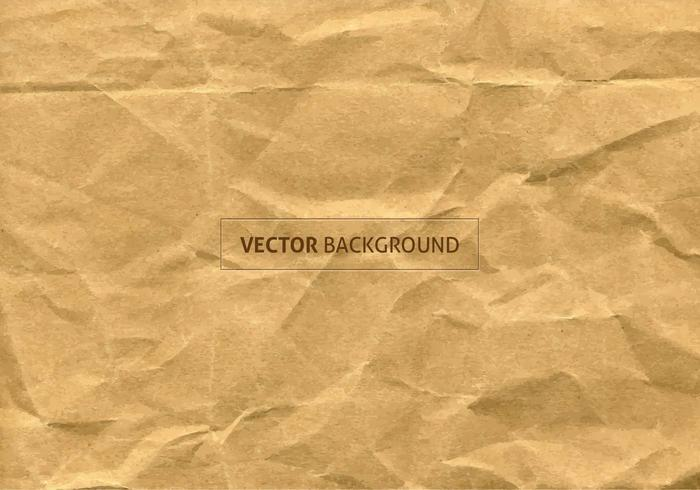 Free Vector Texture Of Crumpled Paper