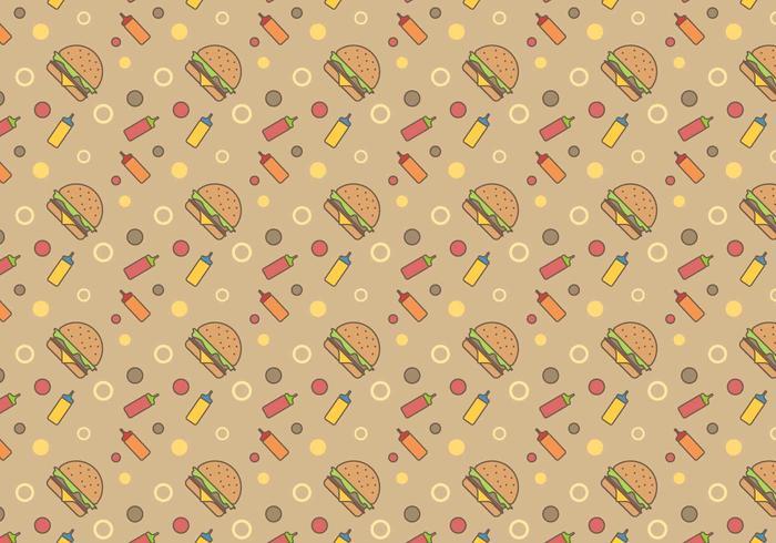 Vector Burger libre