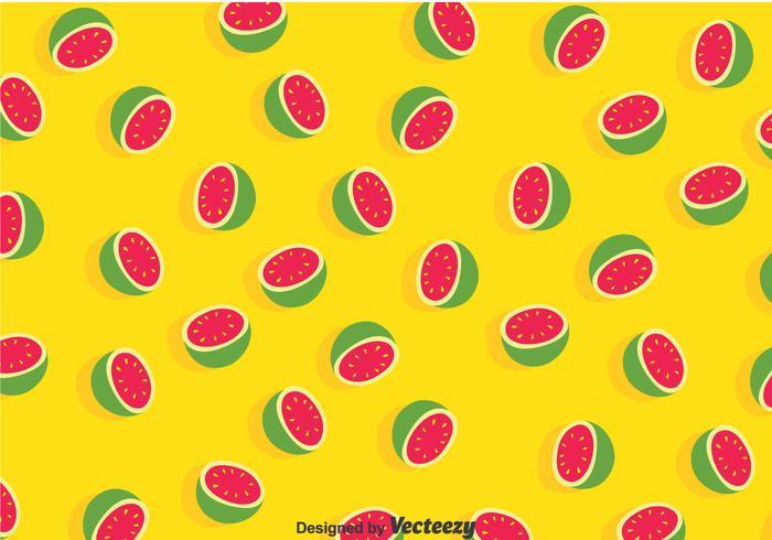 Guava Yellow Pattern