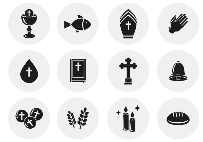 Free Eucharist Icons