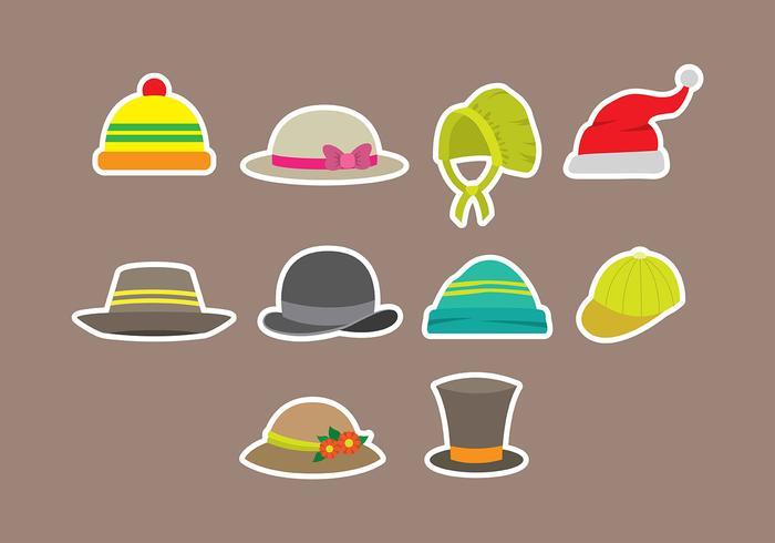 Bonnet Vector Icons