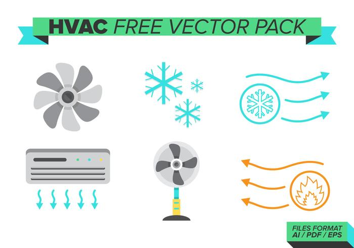 Hvac Free Vector Pack