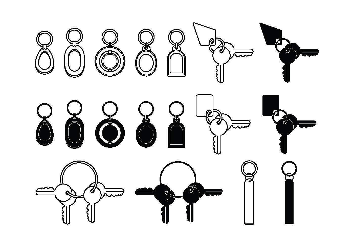 Golden Car Keys
