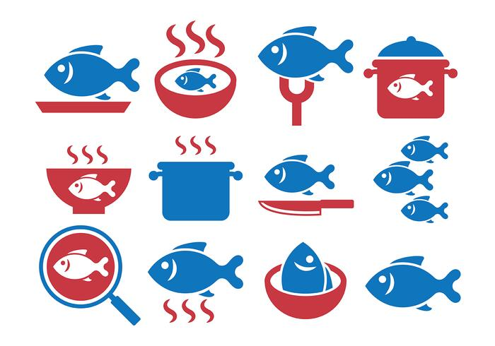 Fish Fry Vector