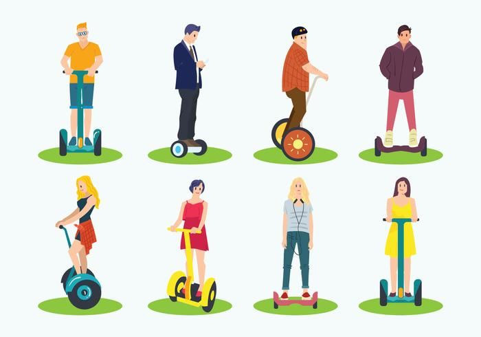 Free Segway Icons Download Free Vector Art Stock