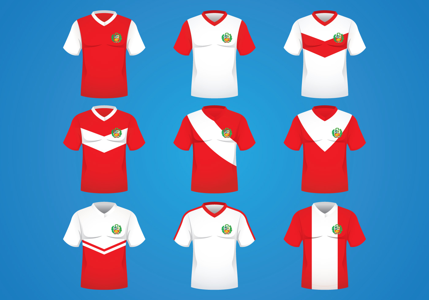 Sports Jersey Free Vector Art - (6620 Free Downloads) ecc19d512