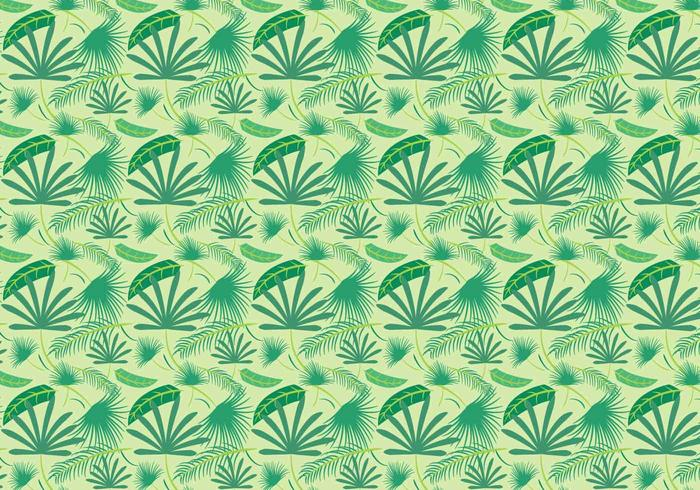 Free Palm Leaf Vector