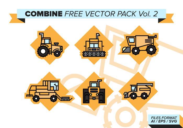 Combine Free Vector Pack