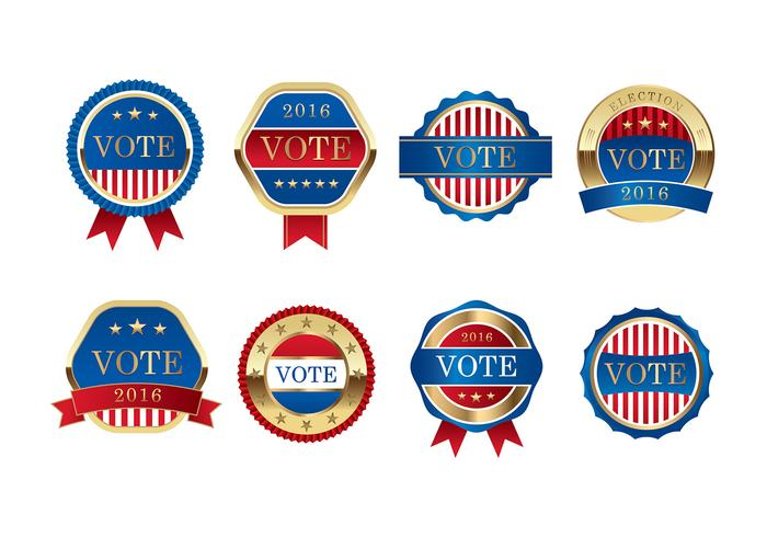 Presidential Seal Election Vector Free