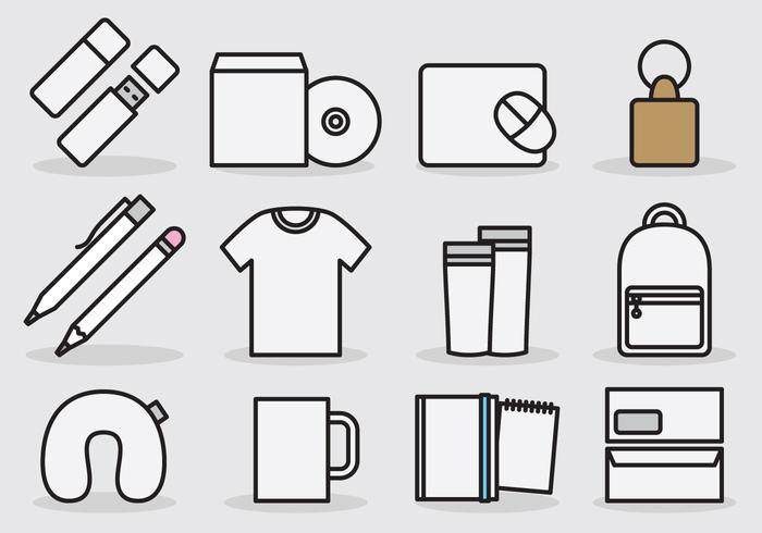 Branding Template Icons