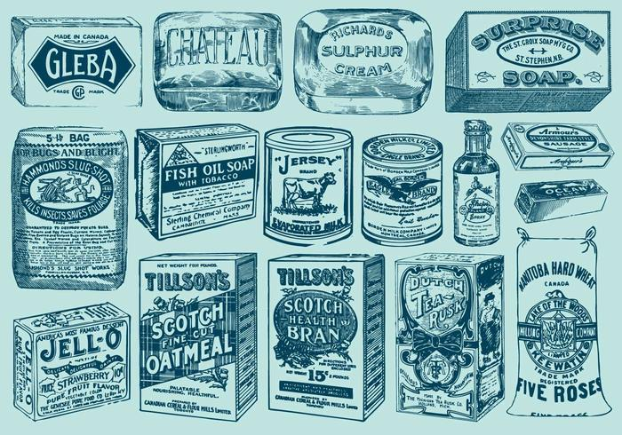 Vintage Packages