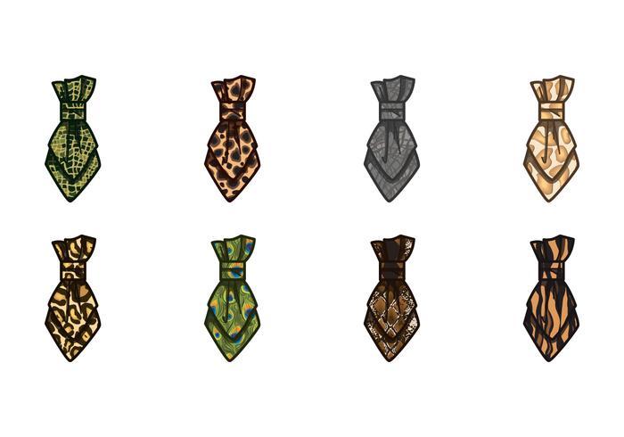 Gratis Cravat Icon Vector