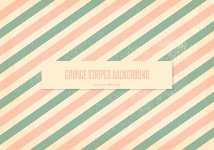 Peach Grunge Stripes Background vector