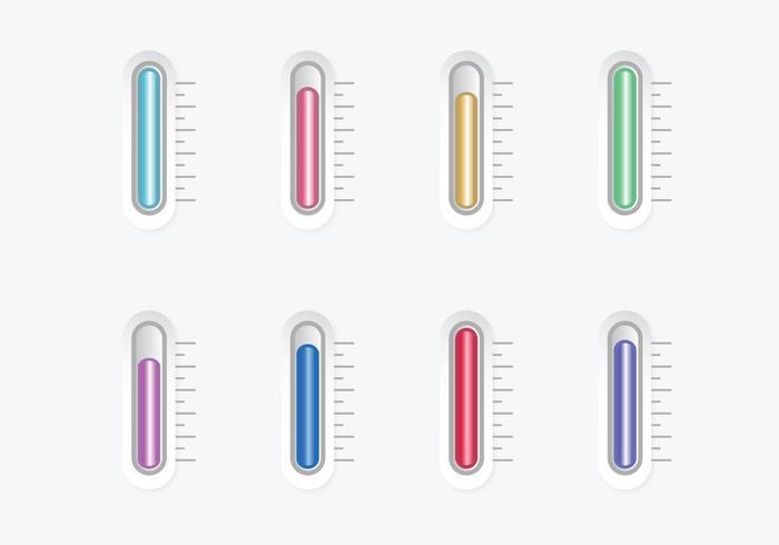 Thermomètres 3D