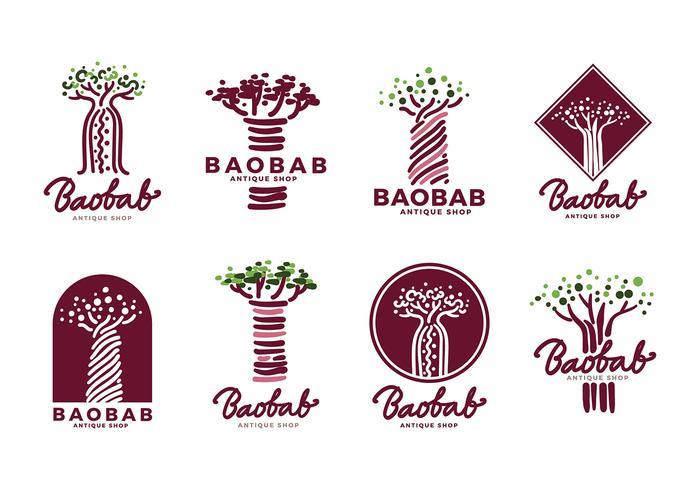 Baobab Logo Vektor