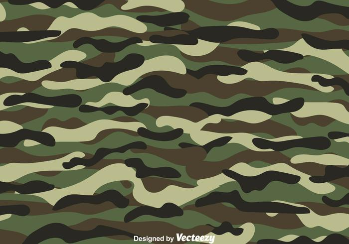 Camouflage Free Vector Art 40 Free Downloads Impressive Camo Pattern