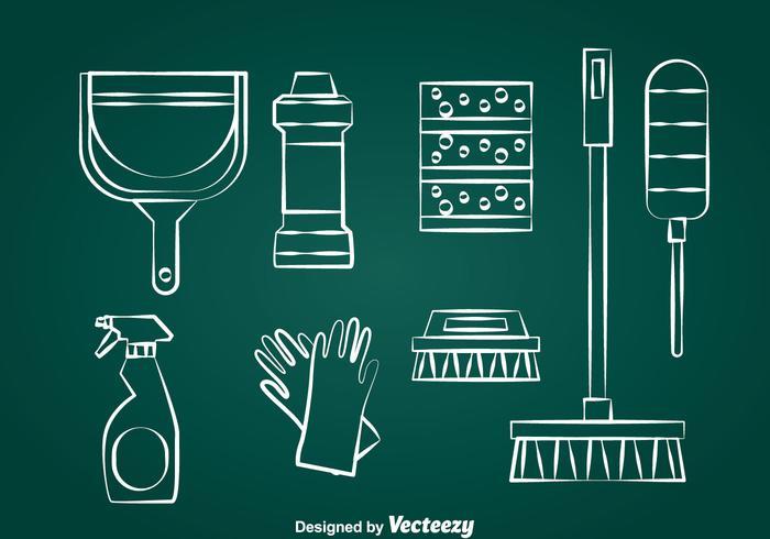 Limpiar el vector de herramientas
