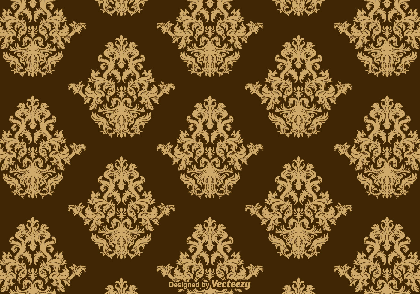 Acanthus Ornament Pattern Vector - Download Free Vector ...