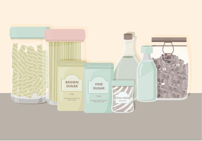 Vector Food Illustration