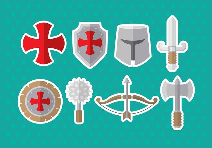 Templar ikoner