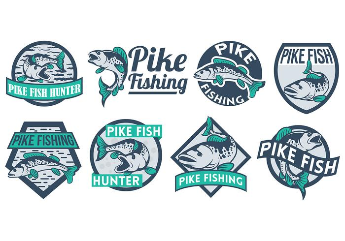 Free Pike Icons Vector