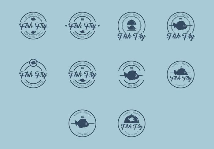 Fish Logo Icon