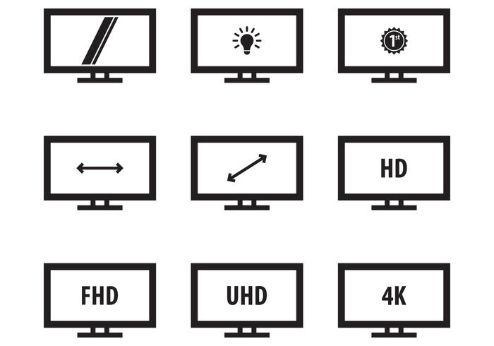 Gratis Led Icon Monitor