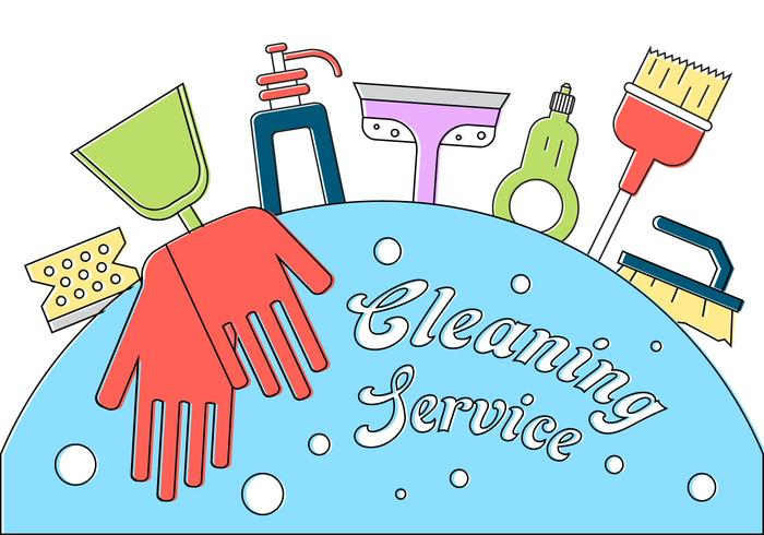 Free Cleaning Icons