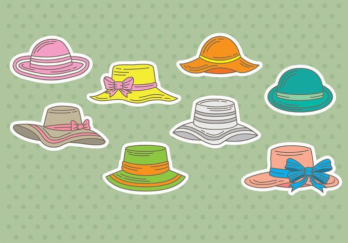 Bonnet icons