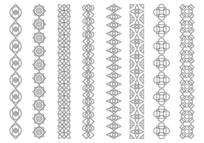 Celtic Symbols Free Vector Art 27836 Free Downloads