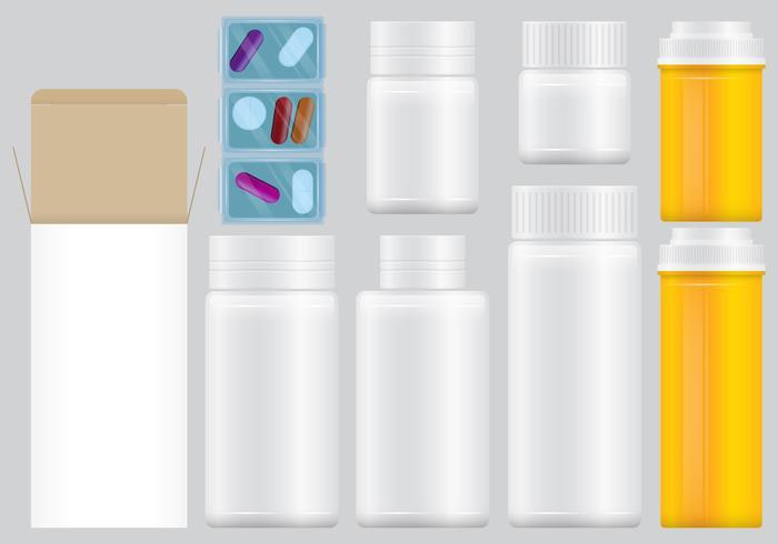 Prescription Pill Packs