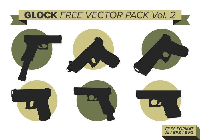 Glock Free Vector Pack Vol. 2