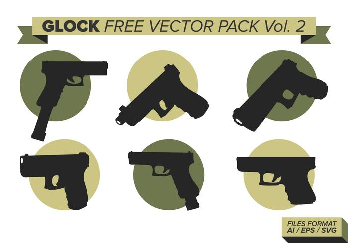 Glock fri vektor pack vol. 2