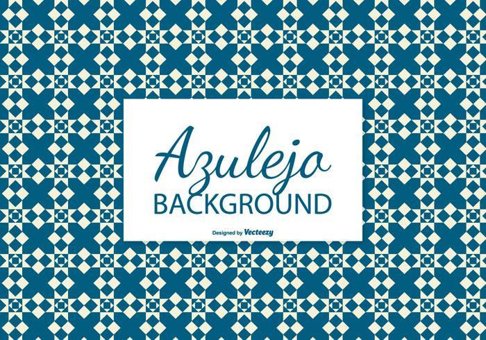 Diamond Azulejo Tile Background