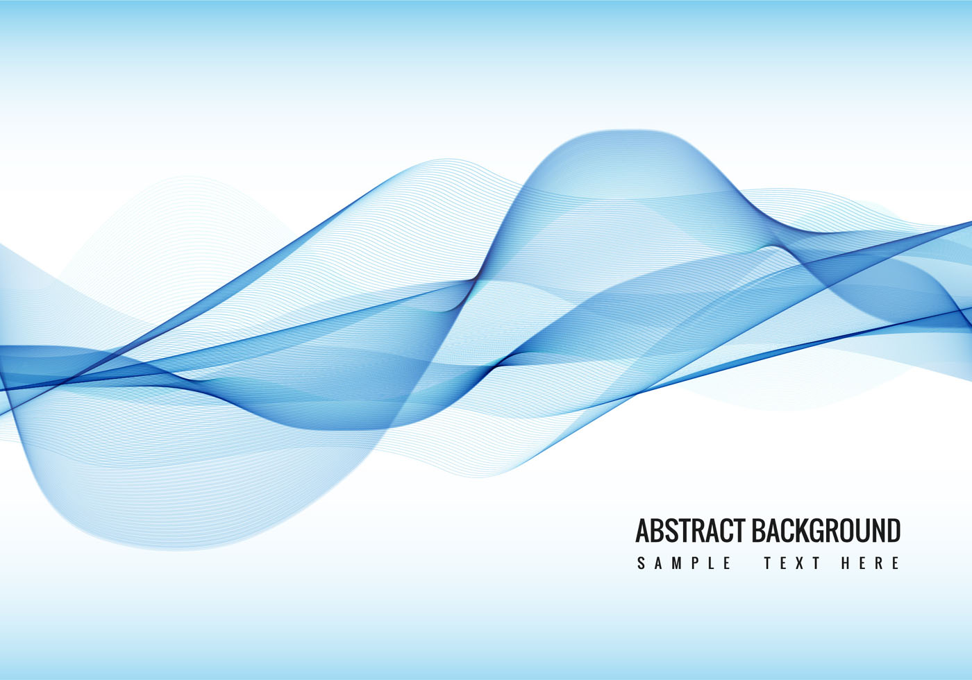 blue line wave background - photo #10
