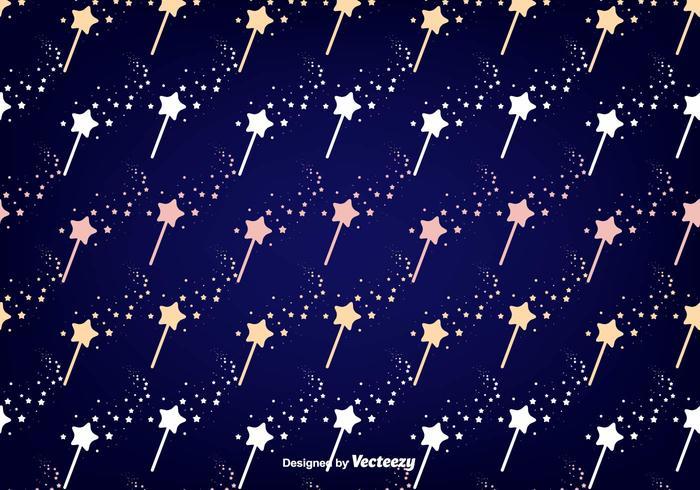 Pixie Dust Star Background