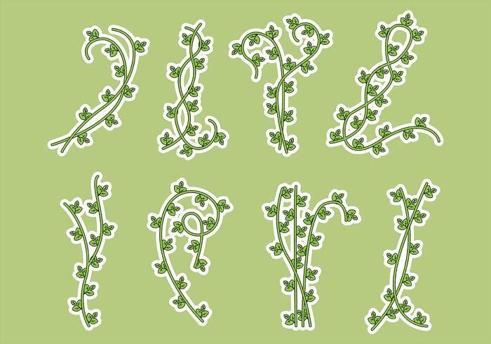 Liana icons