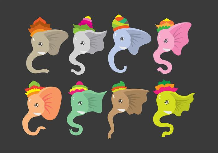 Ganesh iconos