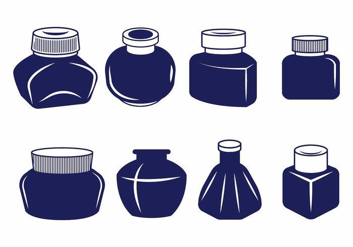 Ink Pot Set