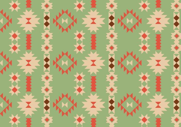 Native Geometric Pattern